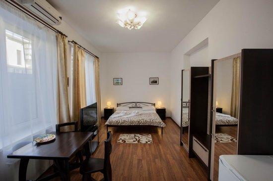 Hotel Deribas : Улучшенный номер