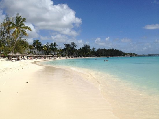 Ambre Resort & Spa: Magnifique plage