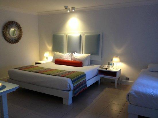 Ambre Resort & Spa: Chambre supérieure
