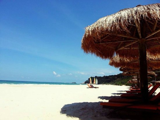 Club Med Bintan Island: The Beach