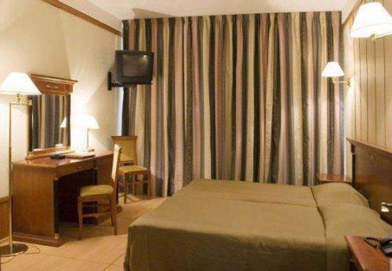 Kristoff Hotel: Номер стандартный