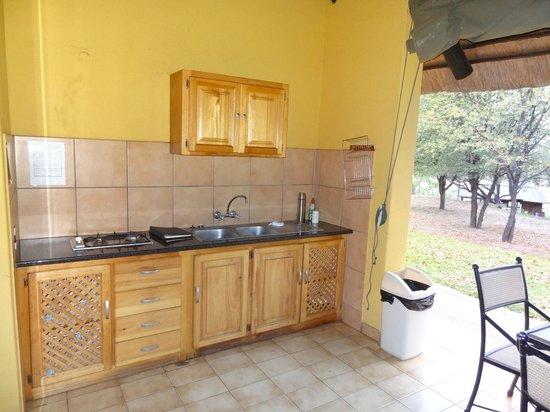 Shimuwini Bushveld Camp: Keuken