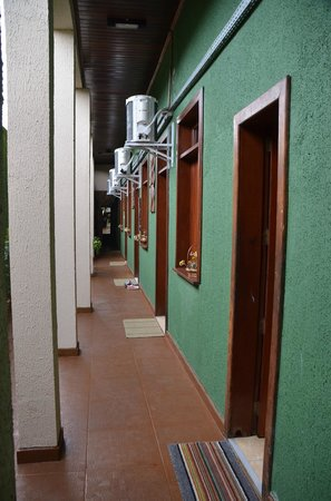 Big Hostel Brasil: Hallway