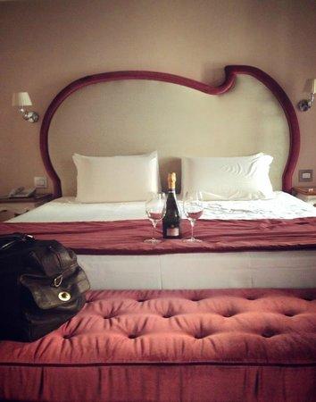 Infinity Hotel Roma : Superior Room