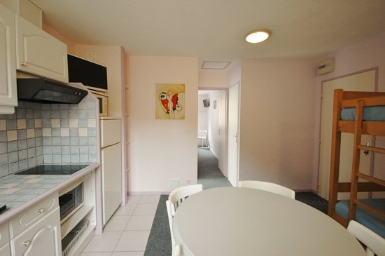 Residence Le Chili: Un appartement pour 2 pers