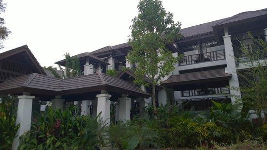 Samed Pavilion Resort: Hotel building