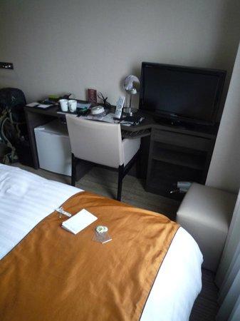 Hotel Dormy Inn Nagasaki: Zimmer