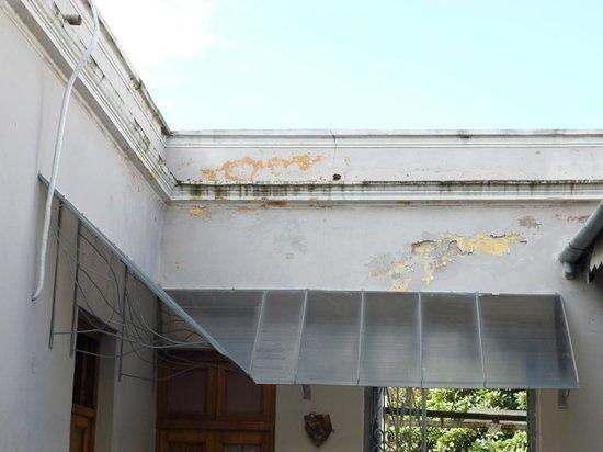 Hotel Boutique Bonarda: patio