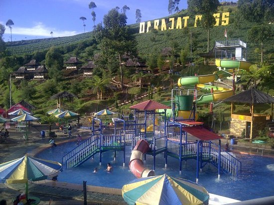 Garut, Индонезия: the resort