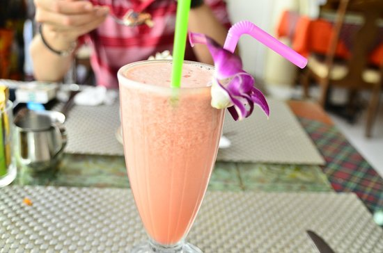 Royal Tandoor : Watermelon shake