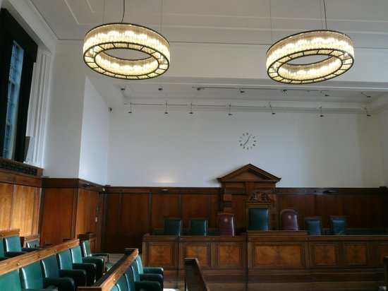 Town Hall Hotel: Function Room