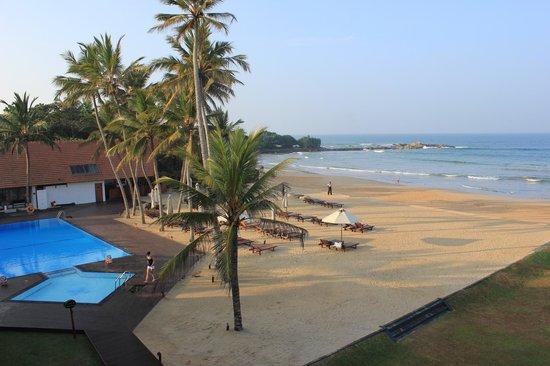 The Surf Hotel: Вид из номера  (2 этаж)
