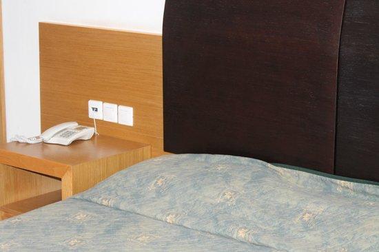 Mediterraneo Hotel: У нас в номере была 2-х сп.кровать.