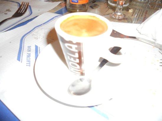 Los Toneles: migliorare il caffè!