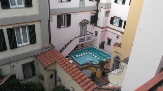Rivoli Boutique Hotel : piscina