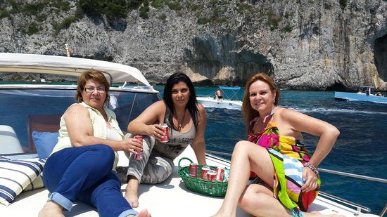 You Know! Boat Excursions & Service: Rumbo a Capri. You Know!