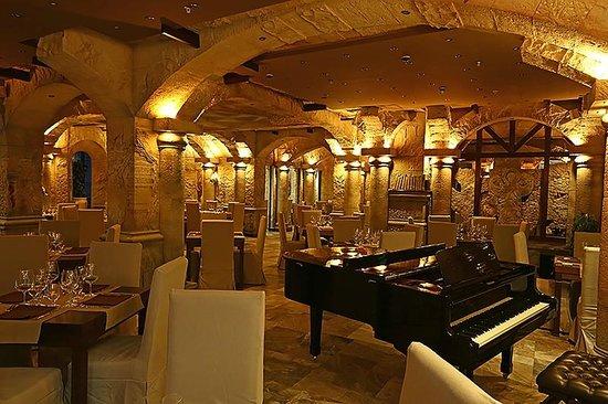 Restaurant Noyan Tun : Интерьер ресторана Noyan Tun
