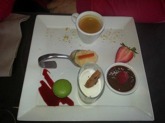 Restaurant La Cremaillere : Extra
