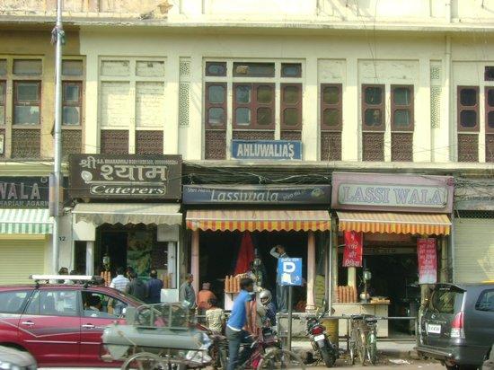 Shreenath Lassiwala : Catch the middle one