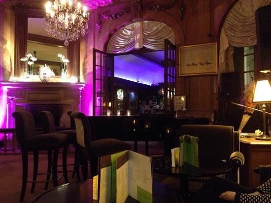 Hôtel Barrière Le Normandy Deauville : Piano bar