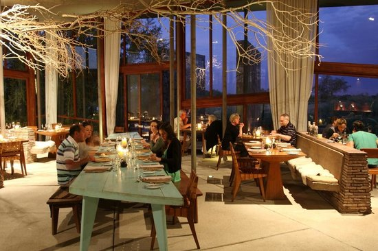 Tierra Atacama Hotel & Spa: Share with other guests and family