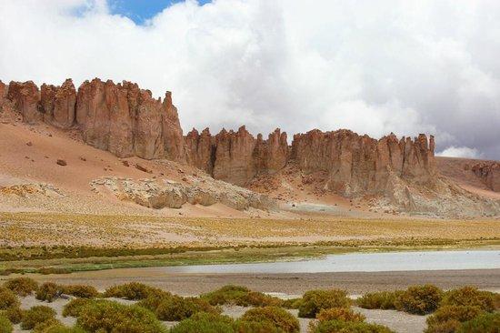 Tierra Atacama Hotel & Spa: Desert landscapes