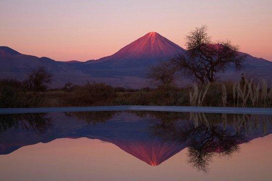 Tierra Atacama Hotel & Spa: The Licancabur Volcano