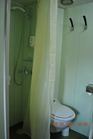 Florentina Boat: Ванная комната