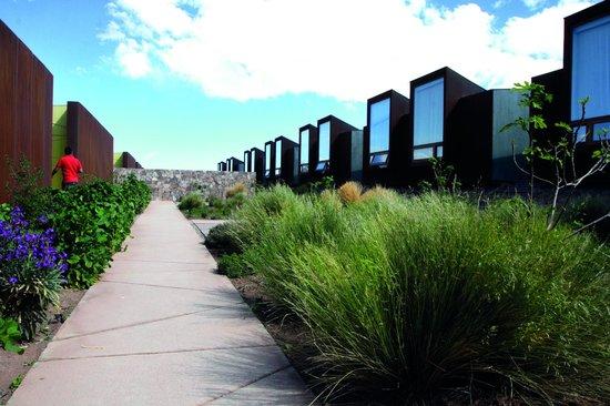 Tierra Atacama Hotel & Spa: Special Architecture