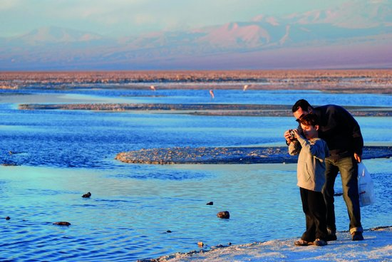 Tierra Atacama Hotel & Spa: Share with your family