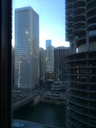 Hotel Chicago Downtown, Autograph Collection: Views from my room