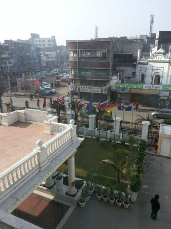 Ramada Amritsar: vista dalla camera
