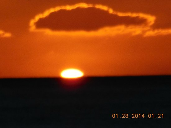 Sol Timor by Melia - Apartamentos: Sunrise, taken from room