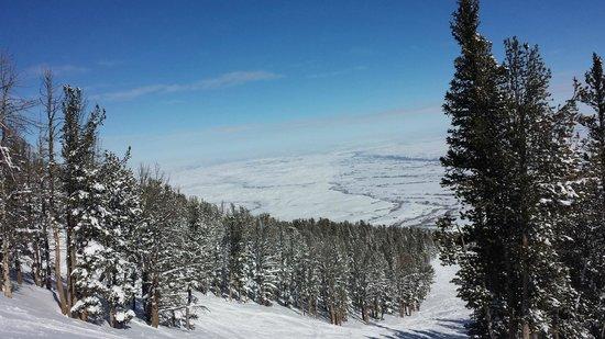 Red Lodge Mountain: Big Sky endless views