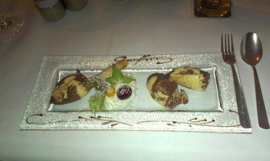 Landidyll Hotel Michels: Dessert