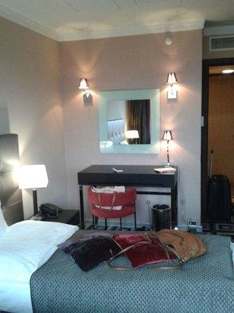 Belvedere Hotel: Chambre