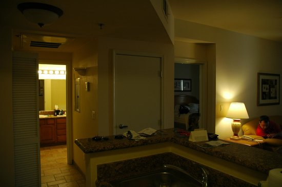 Club de Soleil All-Suite Resort: From Kitchen