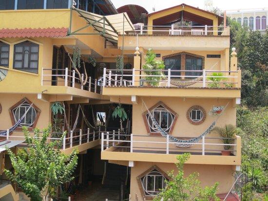 Hotel Tepepul Kaan: hotel