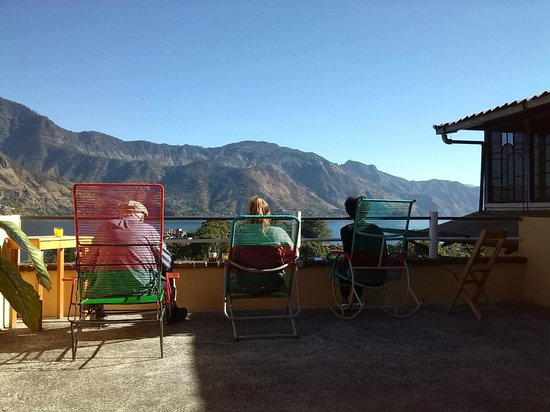 Hotel Tepepul Kaan: view