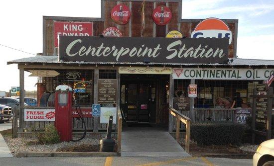 Centerpoint Station