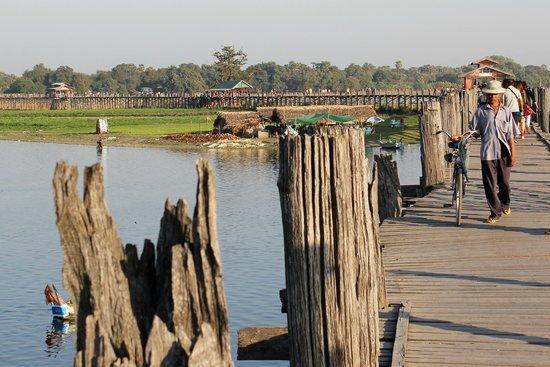 U-Bein-Brücke: U Bein Bridge