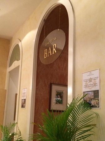 Palais Hotel Erzherzog Johann : Zur Bar...