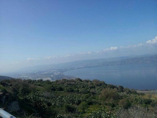 Kfar Haruv Peace Vista Lodge: View