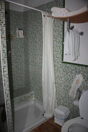 El Cobijo de Vejer.: bathroom
