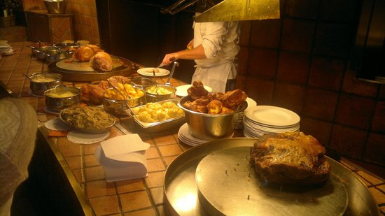 Russells of Coppergate: Carvery