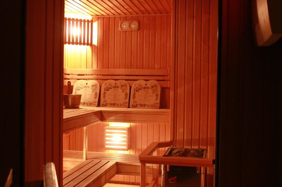 Eiropa Hotel : Sauna