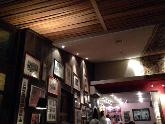 Restaurant Sakamanga : Hall