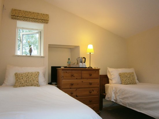 Beech Cottage B&B: Twin Bed Room 2 x 3' beds