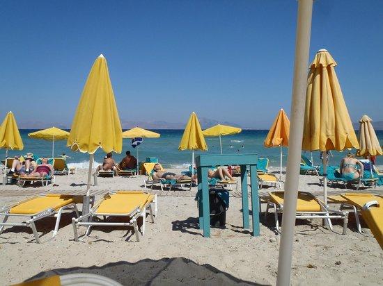 Holiday Village Kos by Atlantica : beach