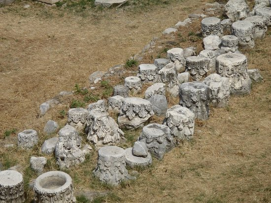 Holiday Village Kos by Atlantica : Kos castle ruins